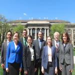 Graduate Students Win Bid To Plan ACS Symposium