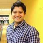 Congrats Tushar on accepting an research scientist position