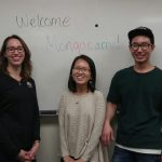Welcome Monica, Ngoc, and Harry to the group!