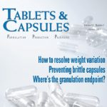 Oral drug delivery Minnesota-Dow collaboration highlighted in Tablets & Capsules Magazine