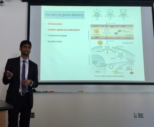 Yogesh Thesis Defense
