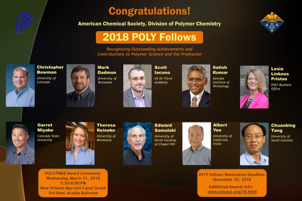 Reineke POLY Fellow