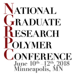 2018 National Graduate Research Polymer Conference