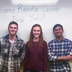 Christopher, Emily, and Punarbasu Join the Group