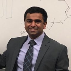 Swapnil Successfully Defends Thesis