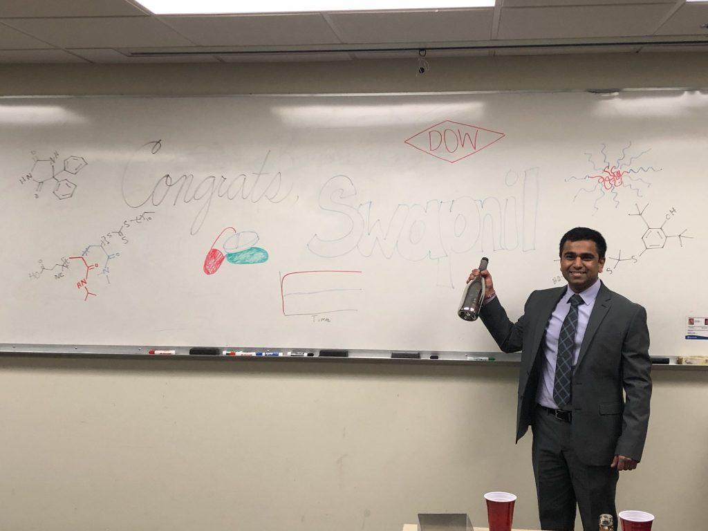 Swapnil Thesis Defense